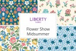 Liberty Fabrics - Flower Show Midsummer Collection