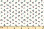 Liberty Fabrics - Tea for Two - Heart Bouquet (04775623X)