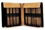 Lykke Double Point Needle Set - Umber - Large - 15cm (Set of 8)