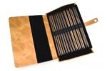 Lykke Straight Needle Set - Umber - 35cm / 14in (Set of 12)