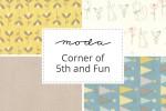 Moda - Corner of 5th and Fun Collection