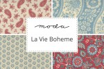 Moda - French General - La Vie Boheme Collection