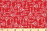 Moda - Be Mine - Key to My Heart - Kisses (20714-14)