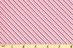 Moda - Be Mine - Candy Stripe - Love Dove (20716-11)
