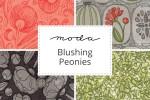 Moda - Blushing Peonies Collection