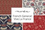 Moda - French General - Vive La France Collection
