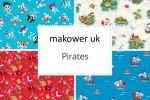 Makower - Pirates Collection