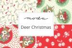 Moda - Deer Christmas Collection