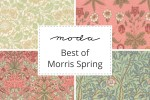 Moda - Best Of Morris Spring Collection