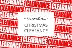 Moda - Christmas Clearance