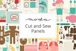 Moda - Cut and Sew Panels by Stacy Iest Hsu