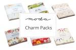 "Moda - Charm Packs (5 squares)"""