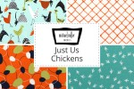 Michael Miller - Just Us Chickens Collection