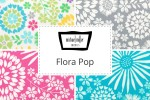 Michael Miller - Flora Pop Collection
