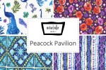 Michael Miller - Peacock Pavilion Collection