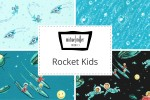 Michael Miller - Rocket Kids Collection