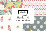 Michael Miller - Hank and Clementine Collection