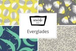 Michael Miller - Everglades Collection