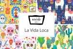 Michael Miller - La Vida Loca Collection