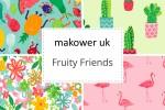 Makower - Fruity Friends Collection