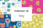 Makower - Kitty Collection