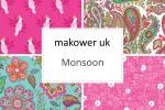 Makower - Monsoon Collection