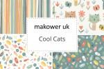 Makower - Cool Cats Collection