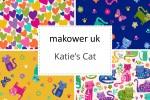 Makower - Katie's Cat Collection