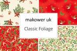 Makower - Classic Foliage Collection