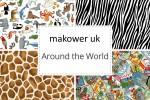 Makower -  Around the World Collection