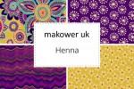 Makower - Henna Collection