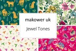 Makower - Jewel Tones Collection
