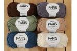 Black Sheep Crochet - Wrapped in Jamie CAL - Jamie (Drops Paris Yarn Pack)
