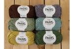 Black Sheep Crochet - Wrapped in Jamie CAL - Scotland (Drops Paris Yarn Pack)