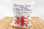 Premium Polyester Craft Filling / Stuffing for Toys & Cushions (250g)