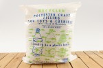 Recycled Polyester Craft Filling / Stuffing for Toys & Cushions (250g)