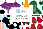 QT Fabrics - Sew & Go Craft Panels