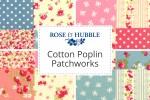 Rose & Hubble - Cotton Poplin Patchworks