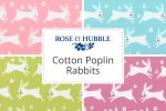 Rose & Hubble - Cotton Poplin Rabbits