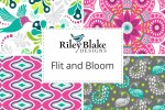 Riley Blake - Flit and Bloom Collection