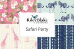 Riley Blake - Safari Party Collection