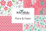 Riley Blake - Flora & Fawn Collection