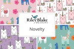 Riley Blake - Novelty Collection