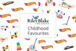 Riley Blake - Childhood Favourites Collection