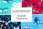 Robert Kaufman - Seaside Treasures Collection
