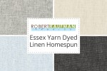 Robert Kaufman - Essex Yarn Dyed Linen Homespun