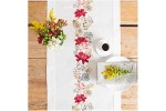 Rico - Autumn flowers Table Runner (Embroidery Kit)