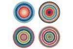 Rico - Circular Coasters - Set of 4 (Tapestry Kit)