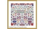 Riverdrift House - Balmoral Castle - Scotland (Cross Stitch Pattern)