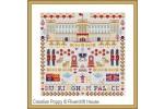 Riverdrift House - Buckingham Palace - London (Cross Stitch Pattern)